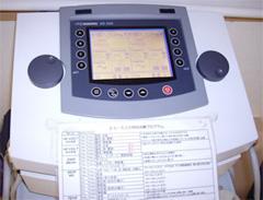 ハイボルテージ治療機